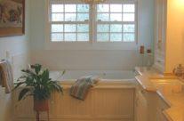 Master Bath Tub View 1
